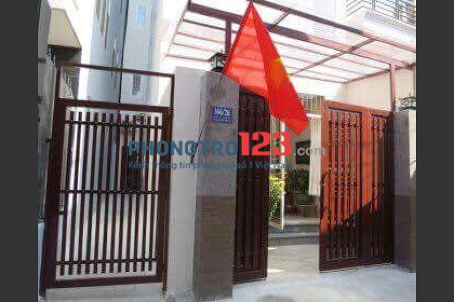 Tìm nữ ở ghép quận Gò Vấp gần đại học Công Nghiệp 4