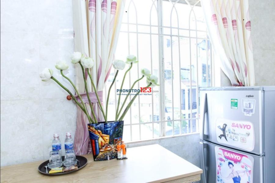 Cho thuê căn hộ dịch vụ phong cách mới hiện đại và có nhiều ưu đãi, có thể thuê ngắn hạn hoặc dài hạn