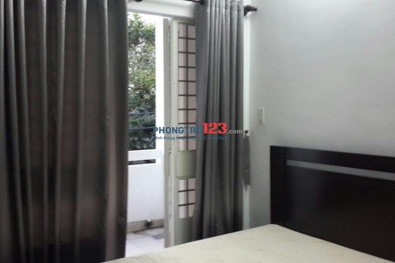 Phòng đẹp cao cấp- đủ tiện nghi Phú Nhuận - 32m2 - 6tr300