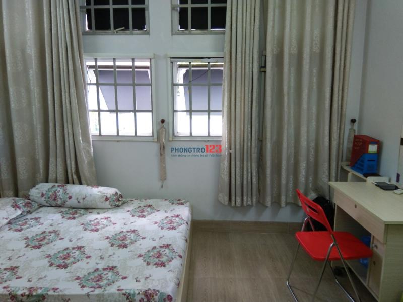 Cho thuê căn hộ mini, studio, 63/16 Nguyễn Hữu Cầu, Q1