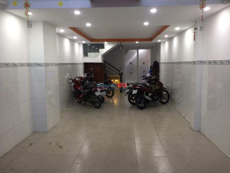 Cho thuê phòng mới xây, an ninh 205/56A Thoại Ngọc Hầu, Quận Tân Phú