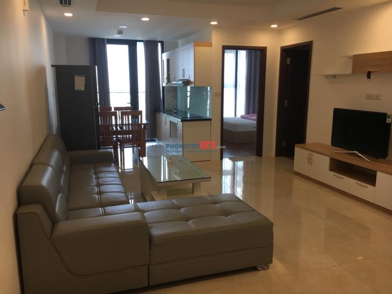 Cho thuê căn hộ chung cư E4 Vũ Phạm Hàm, Yên Hòa, 85m2, 2PN