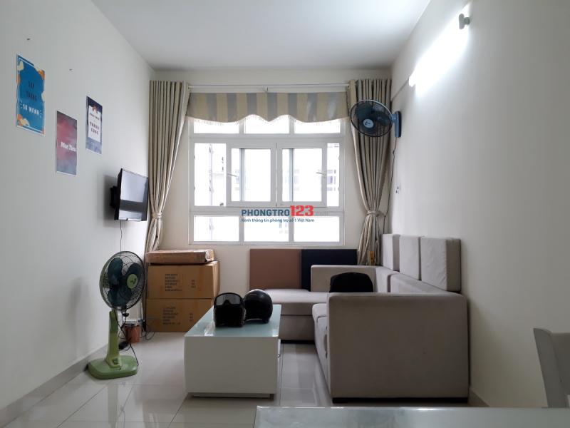 Phòng trọ trong căn chung cư