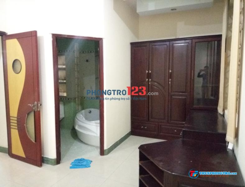 Căn hộ mini đầy đủ tiện nghi 2 phòng ngủ, 1 phòng khách đầy đủ tiện nghi DT 80m2 Quận 2