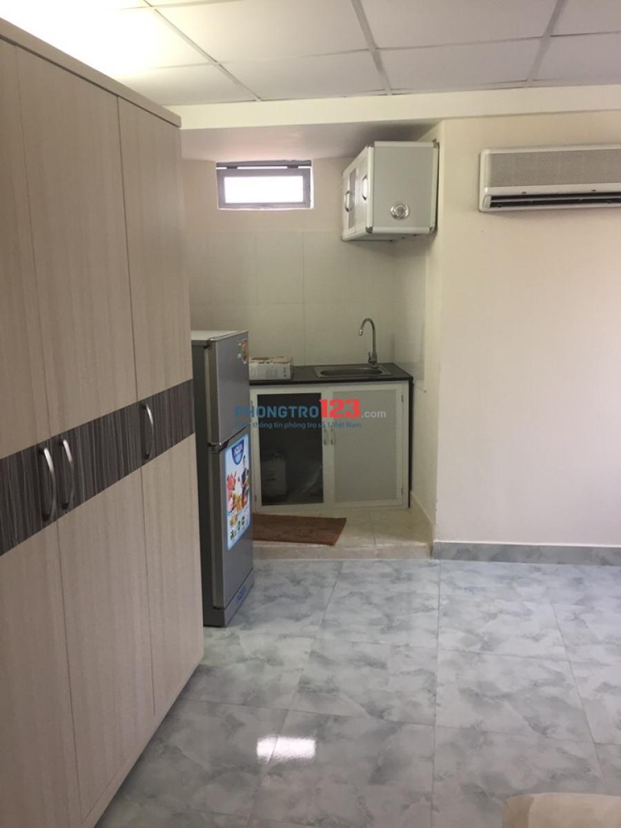 Cho thuê căn hộ mini cao cấp, số 100 Lê Văn Sỹ, Quận 3