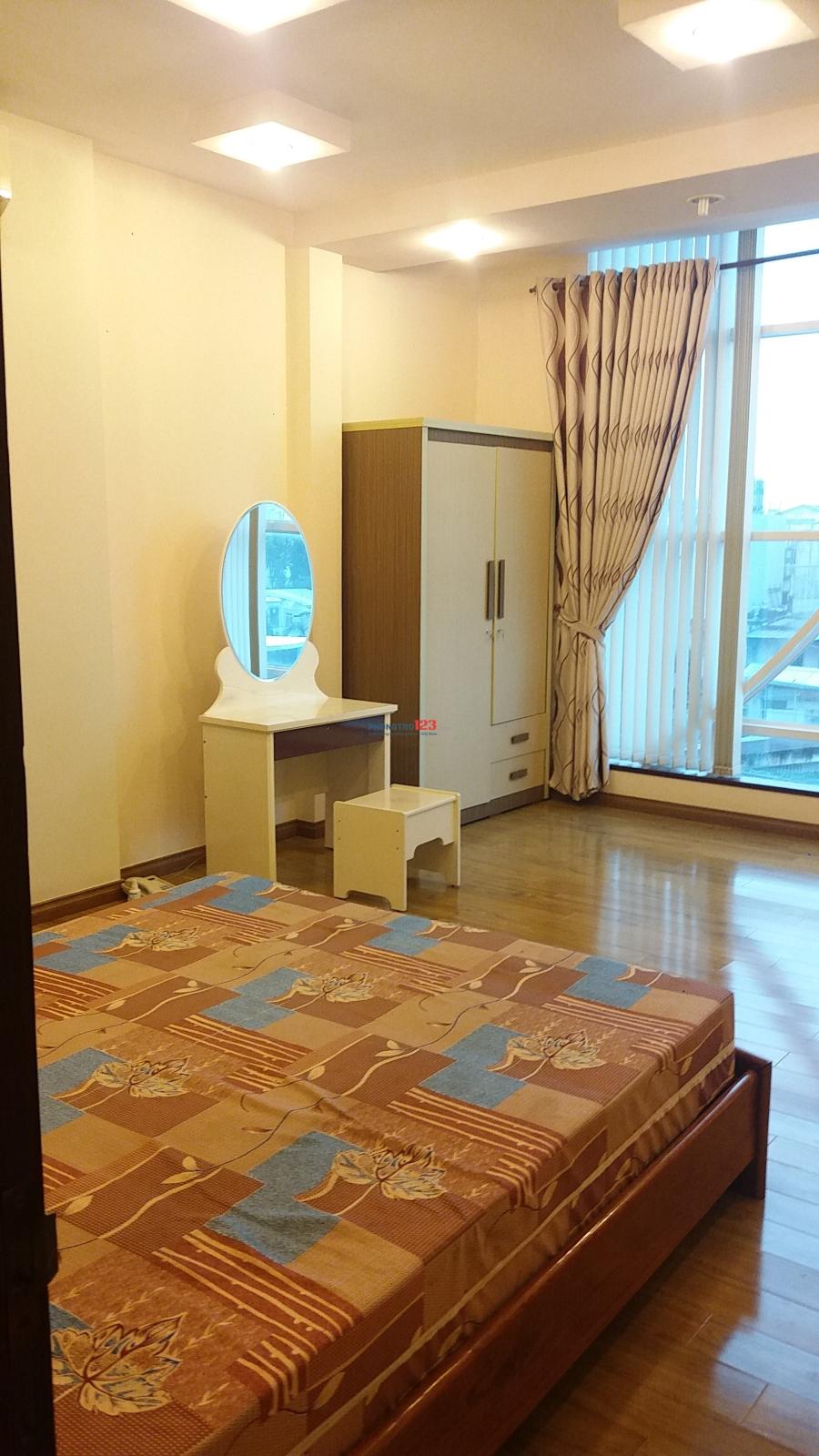 Cho thuê phòng đầy đủ tiện nghi 330 Cao Đạt, Phường 1, Quận 5