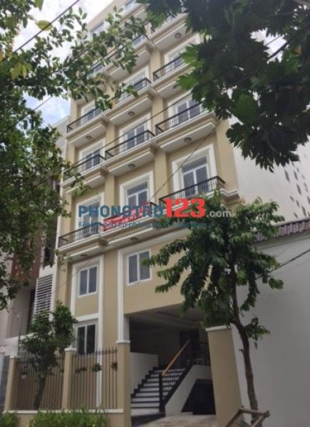 Phòng trọ cao cấp gần Lotte, máy lạnh, kệ bếp gỗ, BV 24/24, hầm để xe, thang máy, free máy giặt, wifi, cáp, giá 3tr-6tr