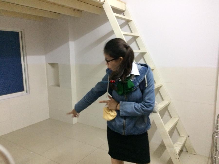 Tuyển nữ ở ghép đường Nguyễn Thị Thập, giá 1tr/tháng