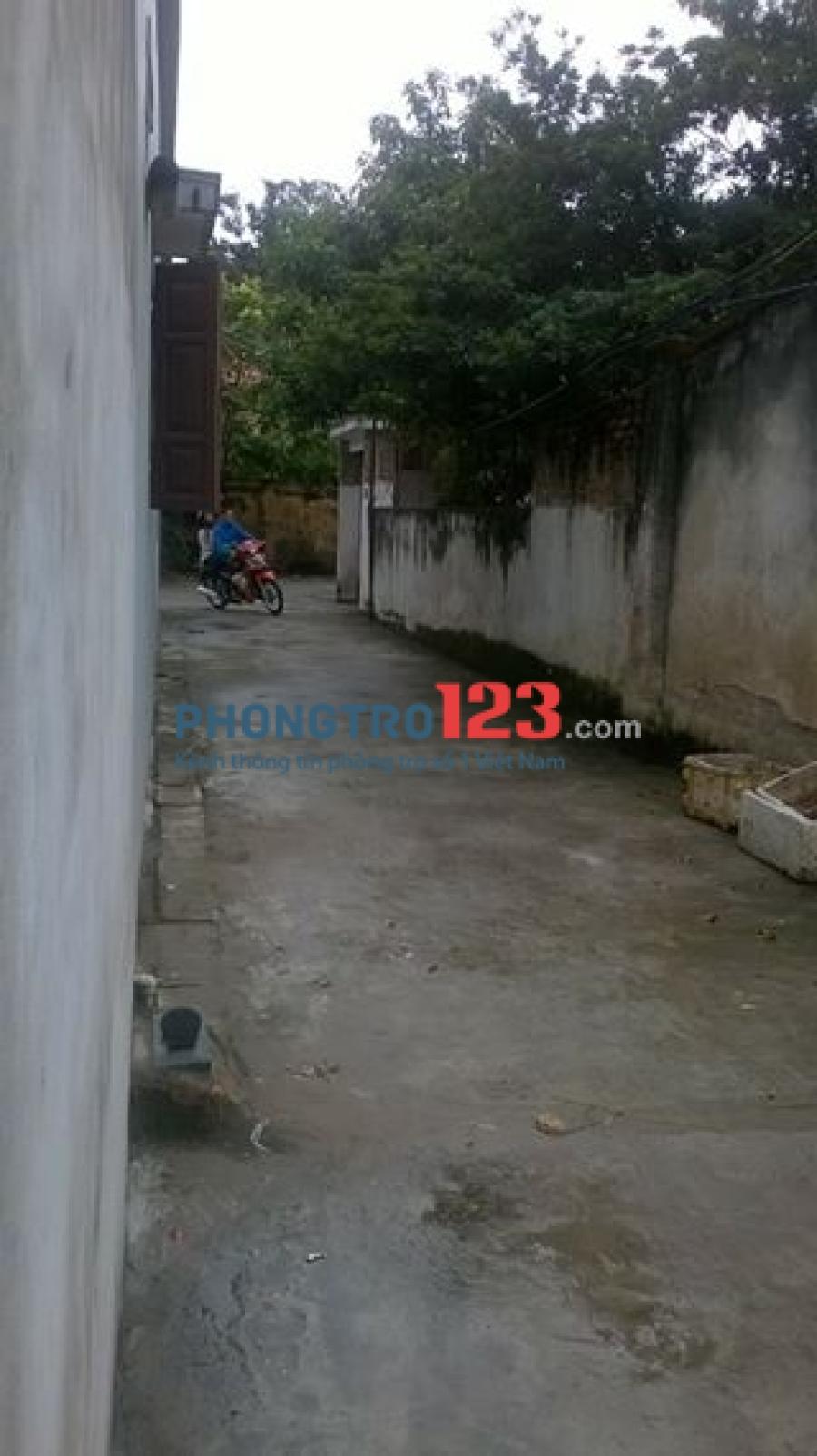 Cho thuê phòng trọ gần sân bay Nội Bài tại Đồng Quốc, Phú Minh, Sóc Sơn