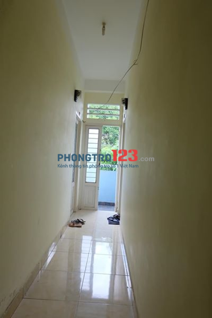 Tuyển một nam ở ghép quận Bình Thạnh, Tp.HCM
