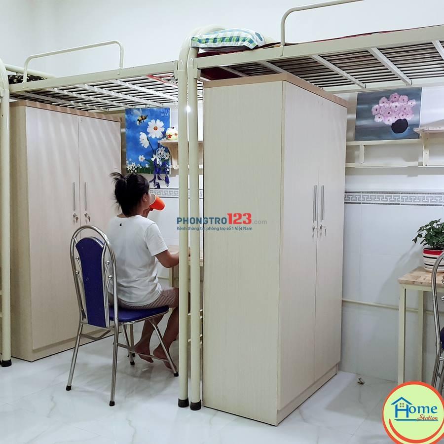 KTX full nội thất có không gian riêng ở Tân Bình