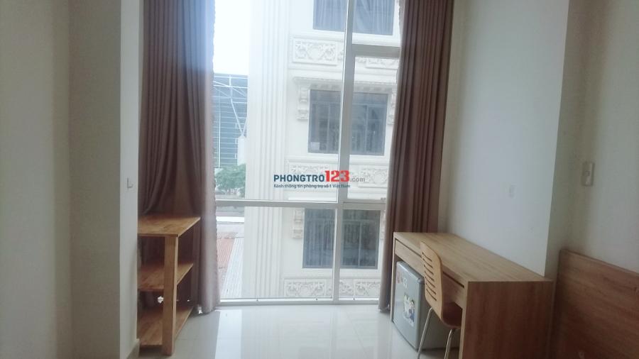 Phòng cho thuê có đủ nội thất, giá phù hợp cho nvvp, Lý Thường Kiệt, Quận 10