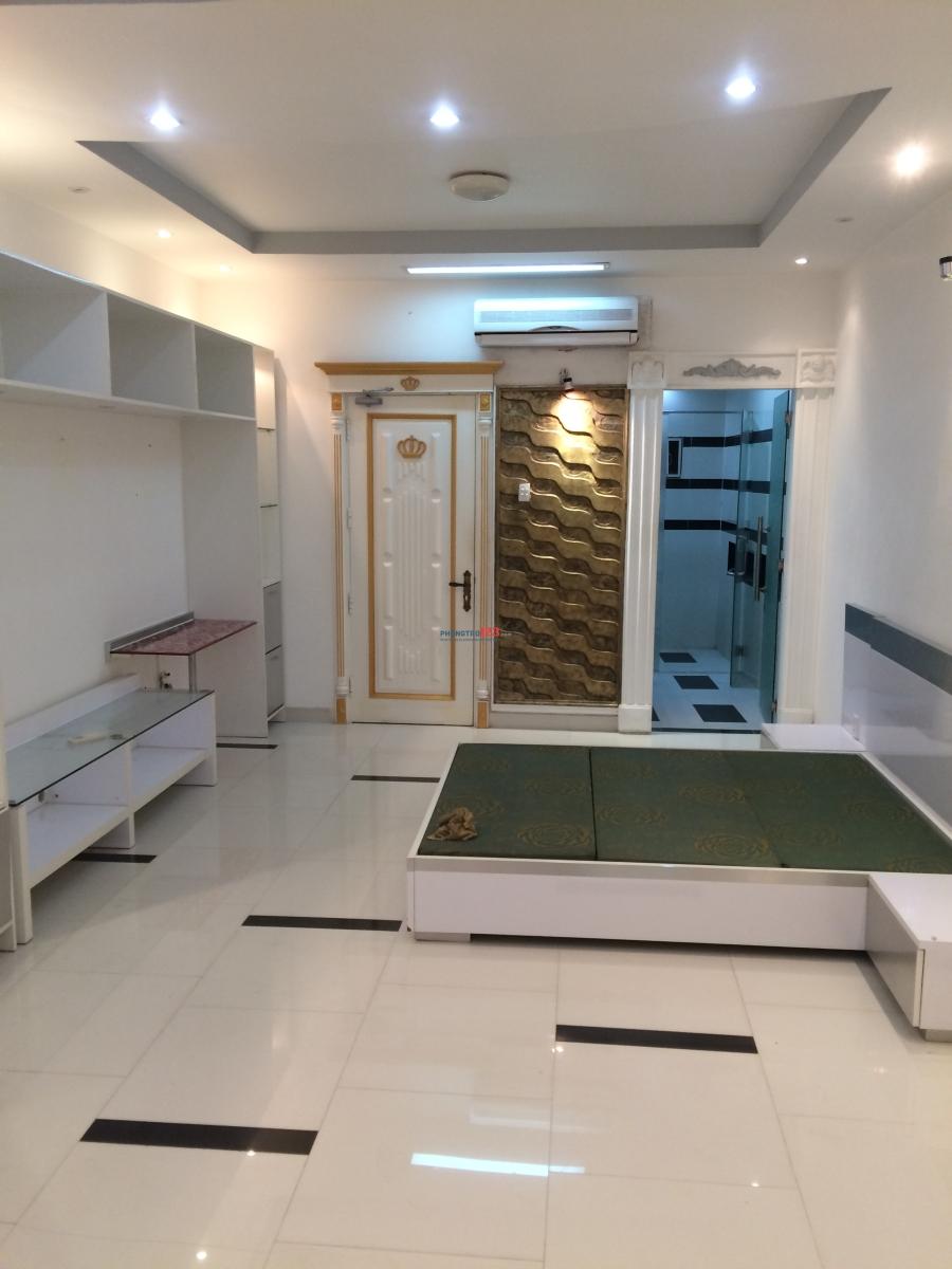 Phòng trọ, căn hộ mini đầy đủ tiện nghi, DT 75m2 ngay trung tâm Q.4