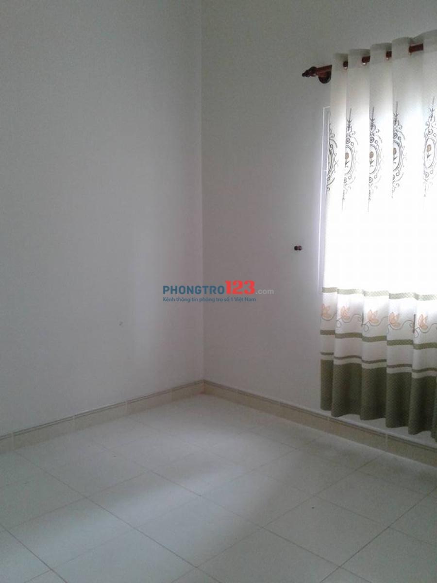Cho thuê phòng 15m2 nhà lầu mới, sạch, đẹp và an ninh giá 1.5tr