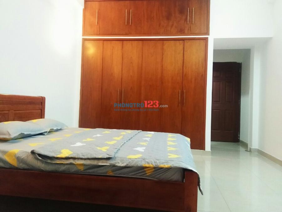 Phòng trọ cao cấp nội thất mới 100% an ninh - sạch sẽ ngay Quận Gò Vấp