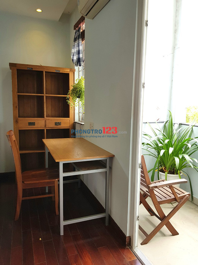 Hệ thống căn hộ mini tiện nghi nằm trong khu Biệt Thự Thảo Điền - Quận 2