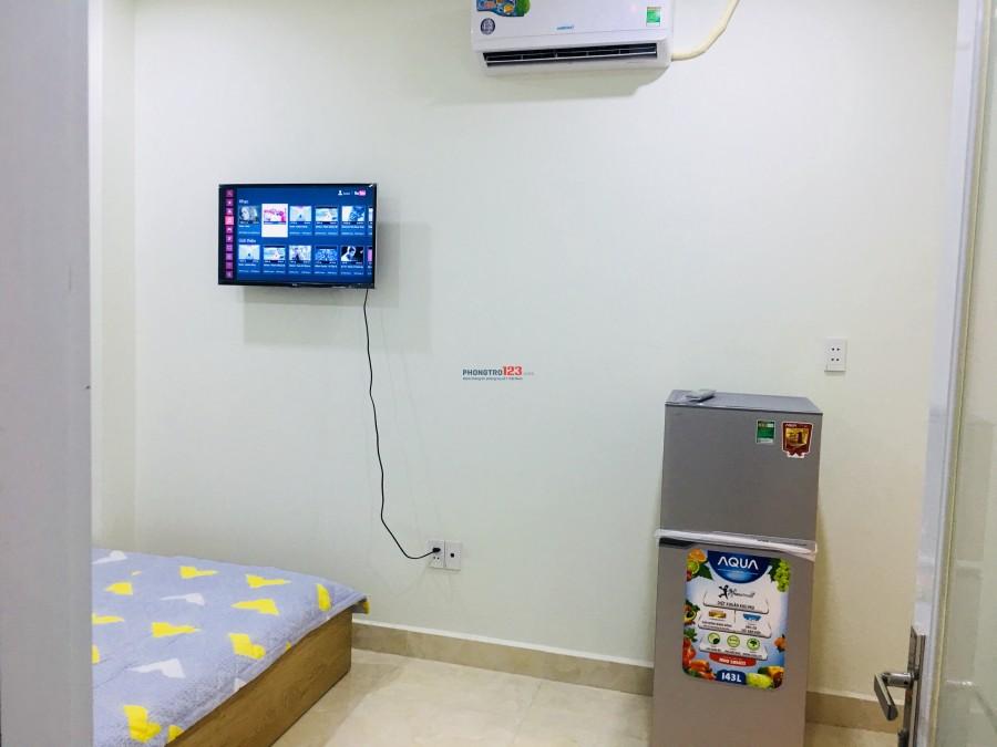 Căn hộ Studio đầy đủ tiện nghi gần ngã tư 7 Hiền- Tân Bình 5tr/tháng