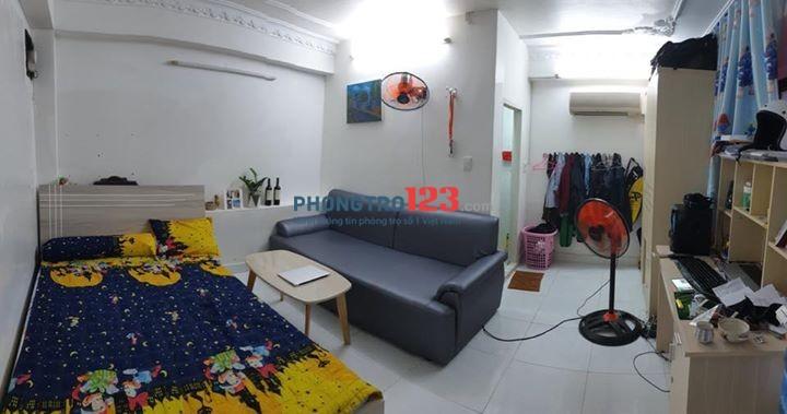 Căn Hộ Mini Mới Xây Full Nội Thất, Bao Đẹp Thoáng Mát, 22 Yên Thế Ngay Sân Bay Tân Sơn Nhất. LH: 0934995328