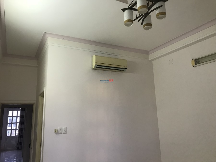 Phòng trọ nhà riêng Phan Văn Trị, P.10, Gò Vấp