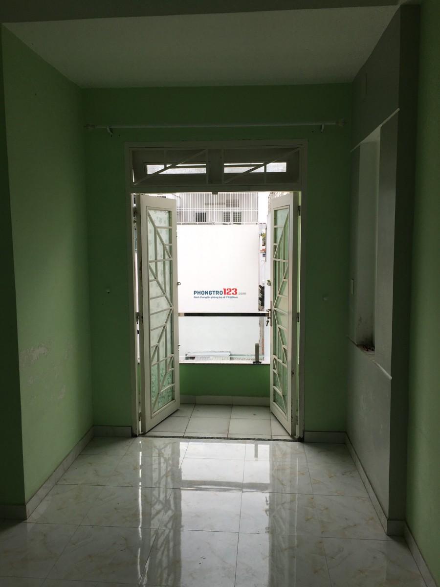 Phòng trọ tiện nghi đường Lưu Chí Hiếu, ngay công viên Xanh D9, giá chỉ 3tr5