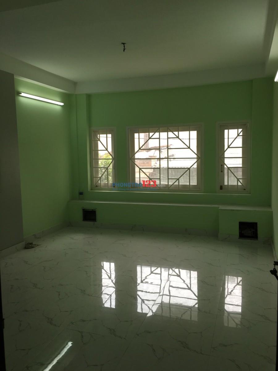 Phòng trọ 35m2, cực thoáng, gần công viên D9, Đại học CNTP