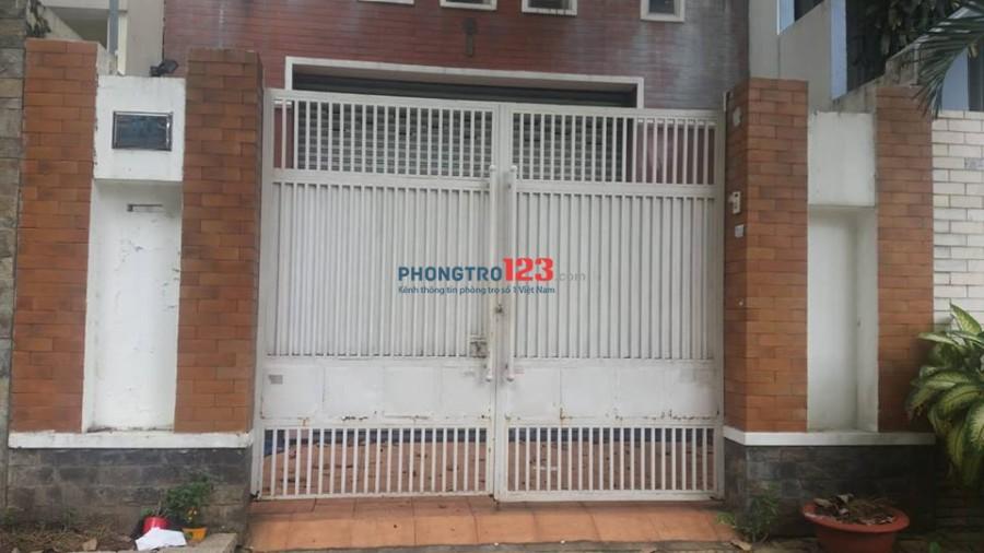 Cho thuê nhà phố đường số 3 khu Trung Sơn