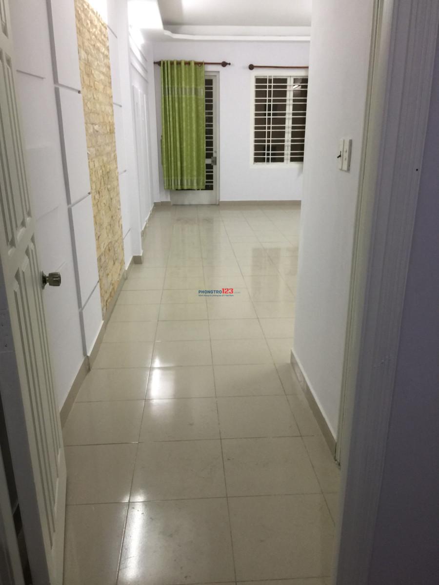 Chính chủ cho thuê phòng mặt tiền đường Nguyễn Sỹ Sách, Tân Bình. Phòng rộng 45m2