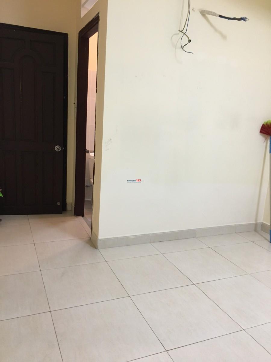 Cho nữ thuê phòng trọ rộng rãi, khu vực an ninh