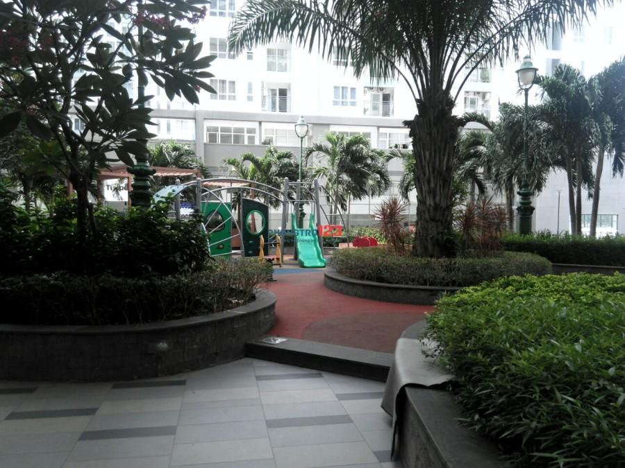 Cần cho thuê căn hộ chung cư 2 Phòng ngủ - Him Lam Riverside Q7
