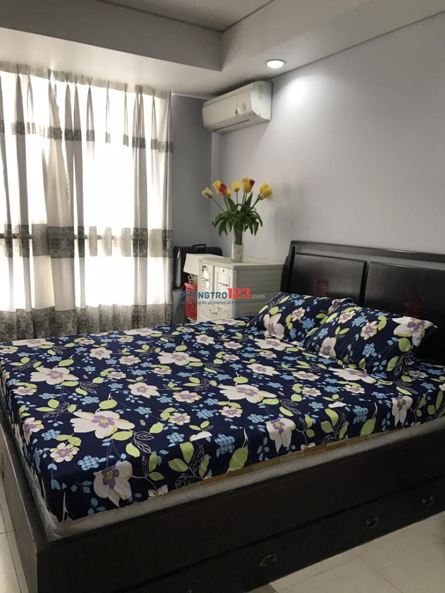 Cho thuê phòng chung cư cao cấp quận Phú Nhuận
