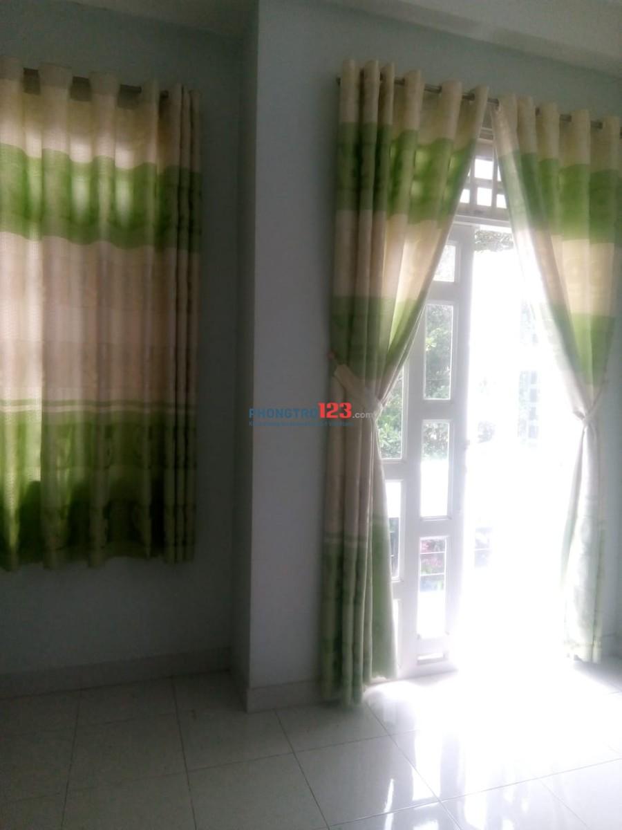 Nhà trọ mình còn 1 phòng rộng cho nữ thuê giá chỉ 2.000.000 đồng/tháng!