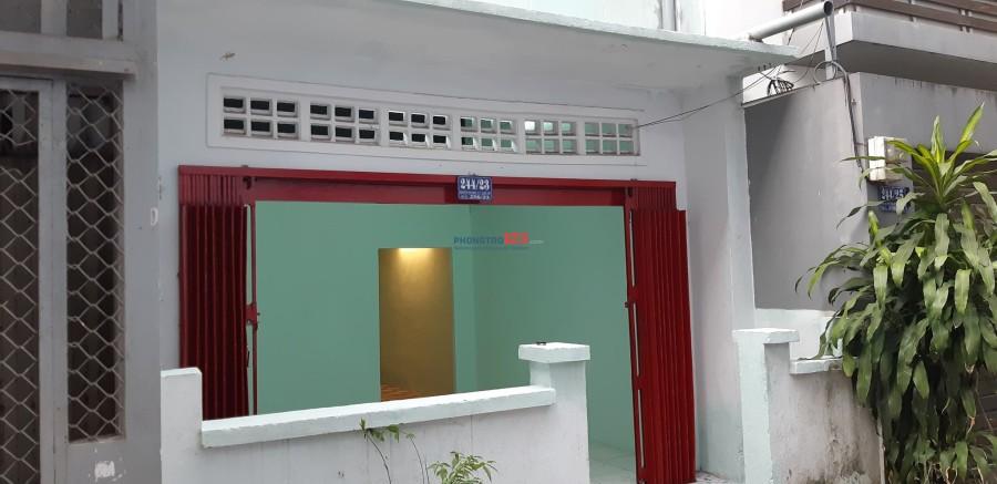Nhà 244/23 Nguyễn Văn Nghi, P.7, sát bên chợ Gò Vấp
