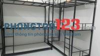 Phòng KTX máy lạnh siêu rẻ 450k/ tháng Quận Tân Bình