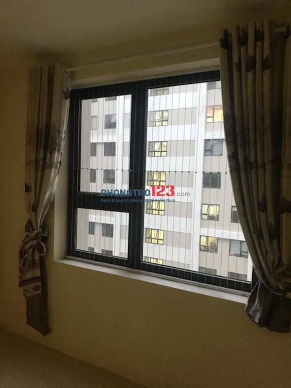 Cho thuê căn hộ cuối đường Tam Trinh