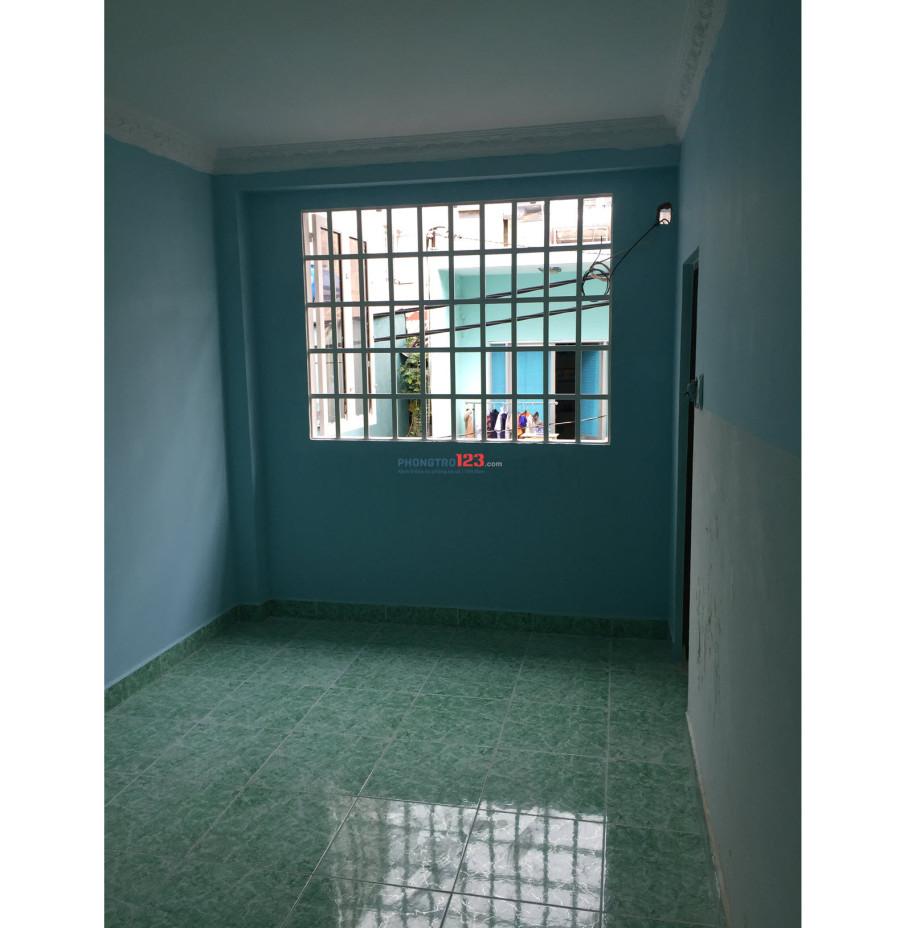 Phòng trọ 10m2 đẹp kiên cố anh ninh, yên tĩnh cuối đường số 13, Q.4 tiện đi lại các quận