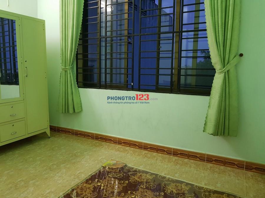Phòng đủ tiện nghi gần trường ĐH Công Nghiệp và Văn Lang. Gía 3tr1