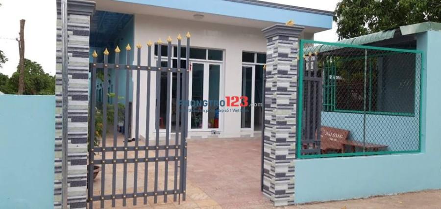 Cho thuê phòng trọ SV - Gia đình gần trường Tương Lai