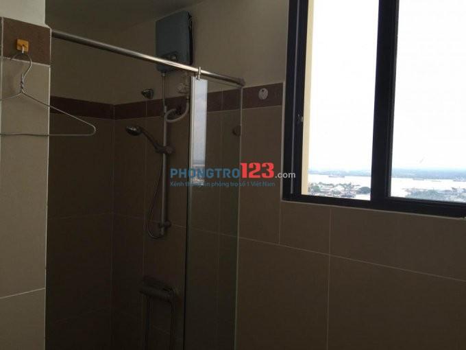 Cho thuê phòng trong căn hộ Era Town view sông. Giá 1.8tr/1 tháng
