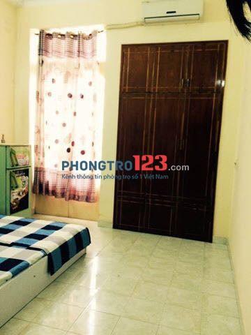 Phòng trọ cao cấp full nội thất Tại Q.Tân Bình