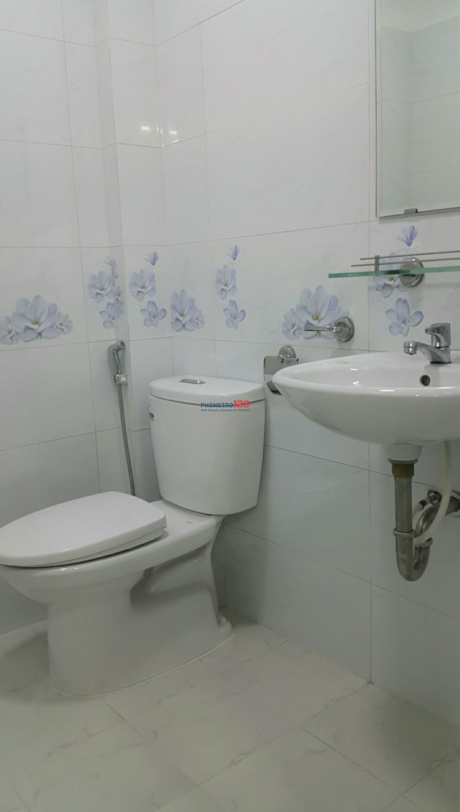 Cho thuê phòng chính chủ, giá hấp dẫn tại Bạch Đằng, Tân Bình