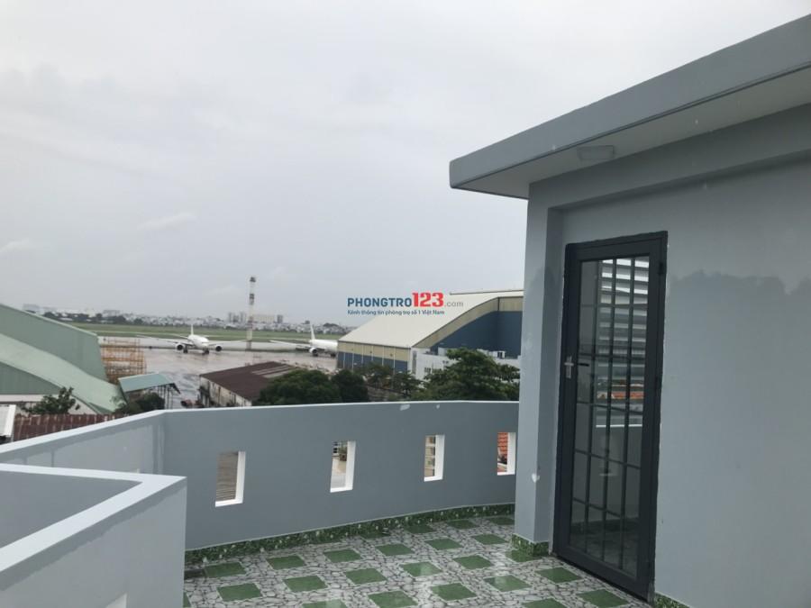 Cho thuê nhà nguyên căn khu sân bay Tân Bình