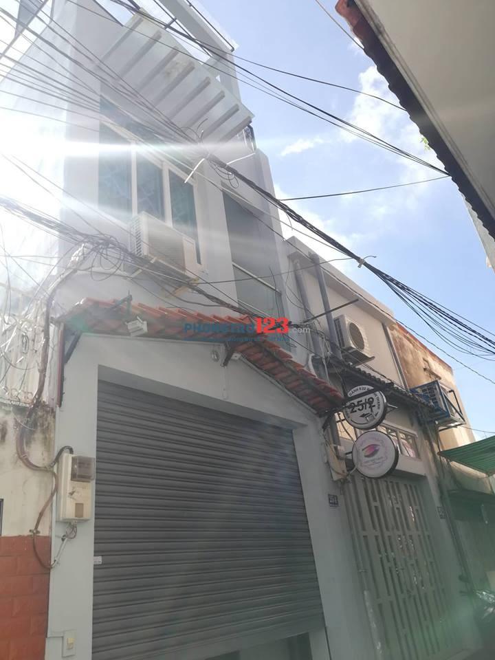 Cho thuê phòng trong căn hộ dịch vụ 1 phòng ngủ, 45m2, đường Nguyễn Hữu Cảnh, giáp Quận 1