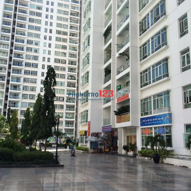 Phòng Master CC Hoàng Anh Gia Lai 3 full nội thất, WC riêng, 5 phút đến ĐH Rmit & Tôn Đức Thắng