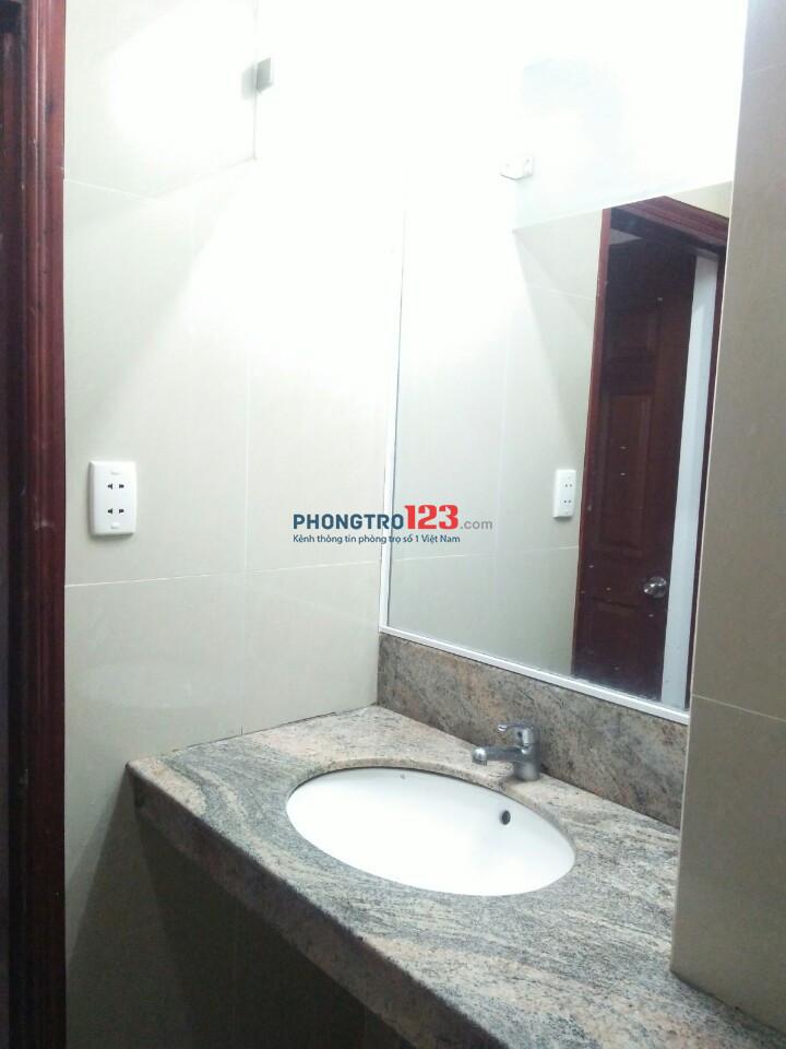 Phòng đủ nội thất mới 100% an ninh - sạch sẽ tại Phan Văn Trị , F7, Q.Gò Vấp
