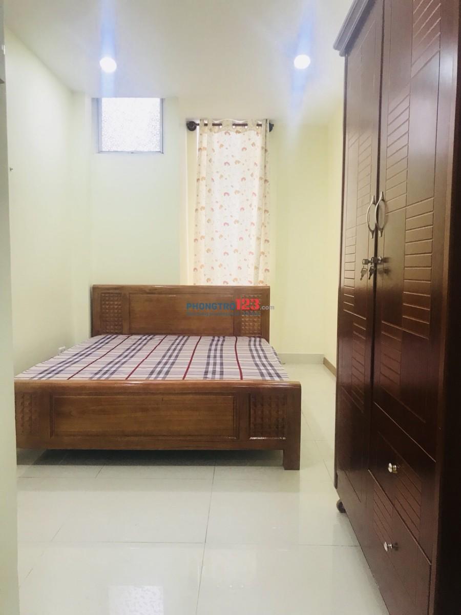 Căn hộ mini đầy đủ nội thất ngay trung tâm Q.10