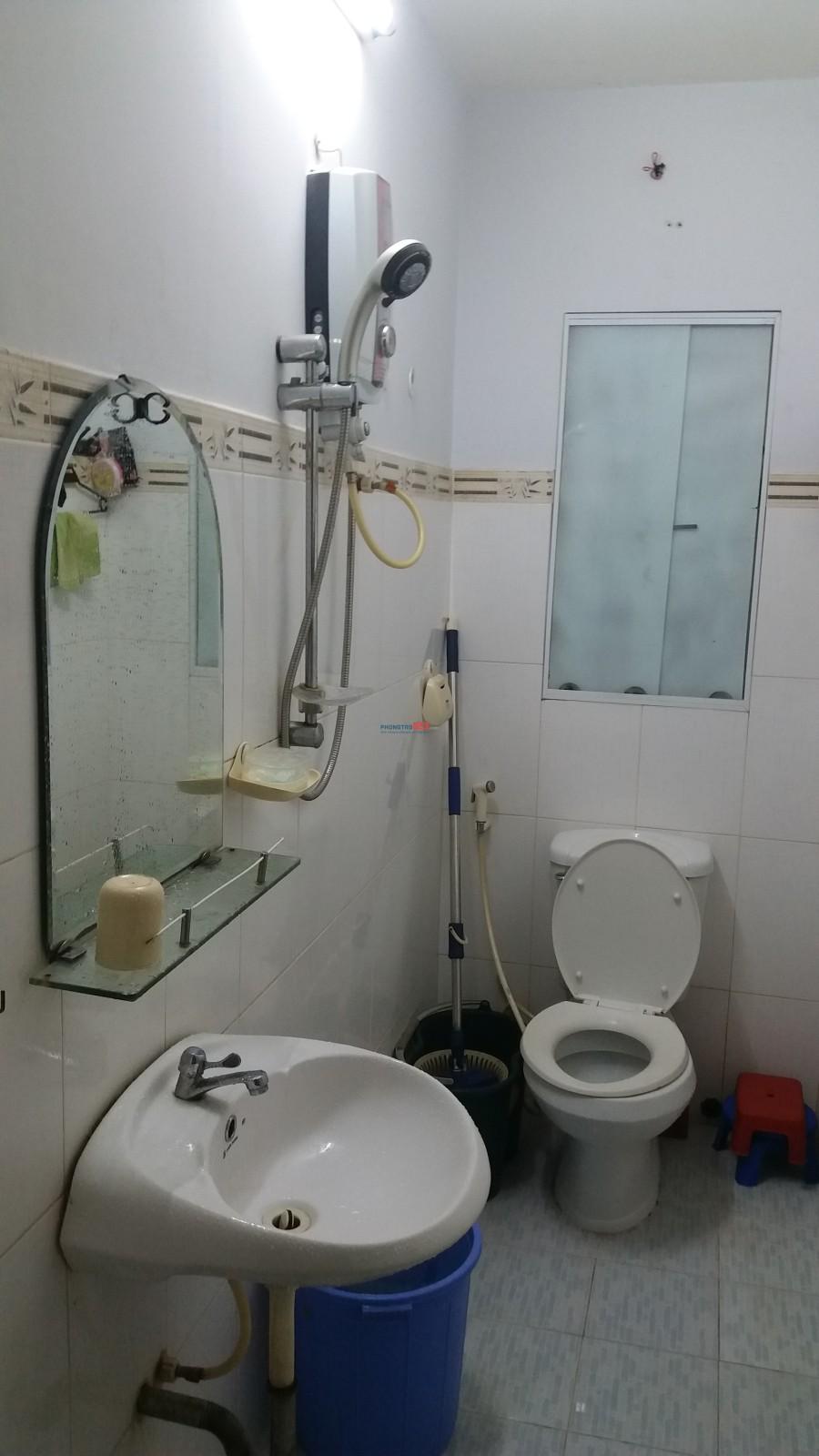 Còn phòng cho nữ thuê. Giá rẻ. Khu TT Q.8