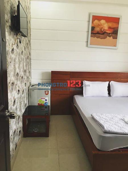 Cho thuê phòng trọ full nội thất Khu Dân cư Trung Sơn