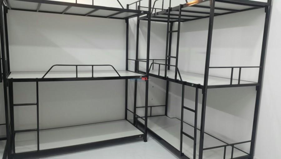 KTX máy lạnh nam, nữ cho thuê 450k khu vực Tân Bình