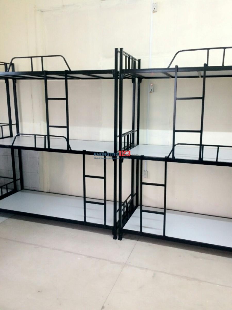Cho thuê KTX máy lạnh giá rẻ 450k, gần ĐH HuTech, ngã tư hàng xanh, Bình Thạnh