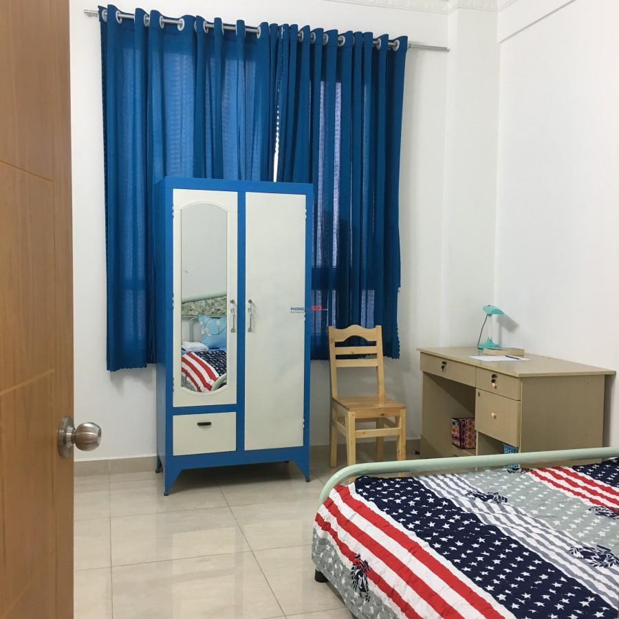 Phòng gần trung tâm TP, đủ tiện nghi giá 3,8 triệu/ tháng